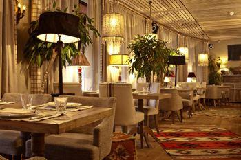 модерн мебель для ресторана
