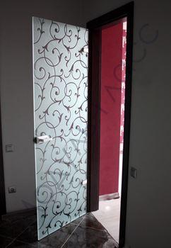 Итальянские двери артдеко в Москве